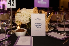 Annual Gala Table