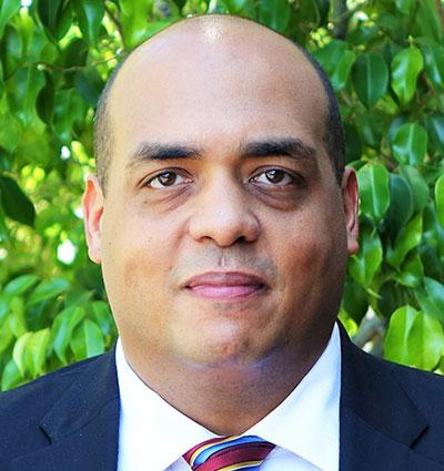 Photo of Erikson Albrecht - Directing Attorney