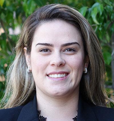Isabela Garcia - Legal Secretary