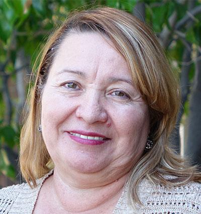Lidia Romero - Administrative Assistant