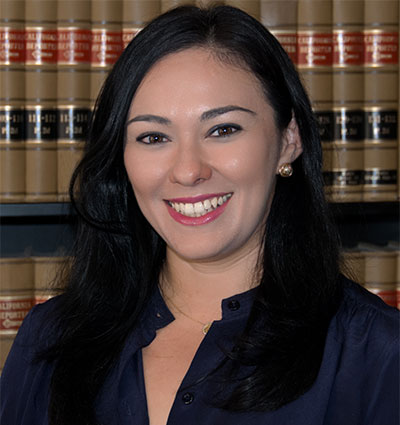 Photo of Bertha S. Hayden - Directing Attorney