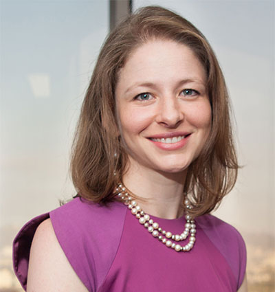 Photo of Jessie Kornberg - President & CEO