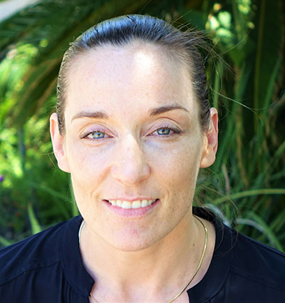 Photo of Sarah Jampol - Director, Institutional Giving