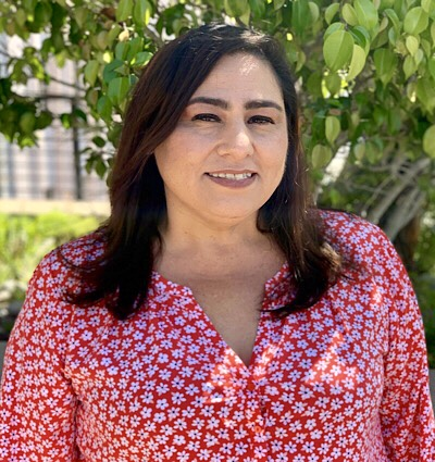 Judy Ortega - Office Coordinator