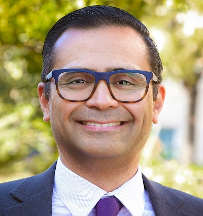 Photo of Diego Cartagena - President & CEO-elect