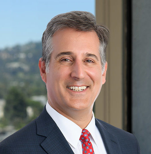 Photo of Geoffrey Gold, Esq., Executive Committee Member